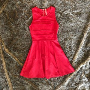 Eight Sixty Fit & Flare Dress